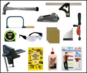 woodwork tools used in schools