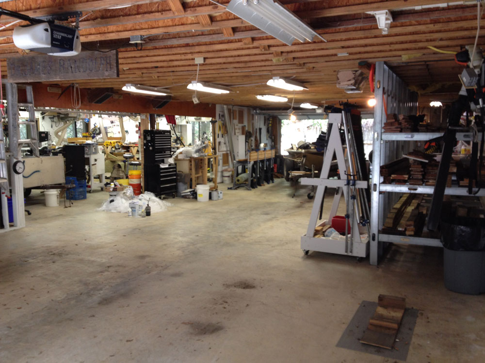 Poll How Clean Is Your Workshop Woodworking Blog